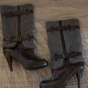 Nike Cole Haan boots size 9B